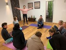 YOM Yogalehrerausbildungswochenende
