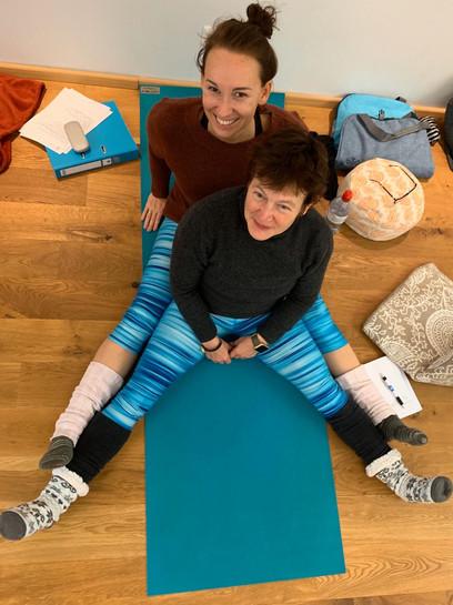 YOM Yogalehrerausbildung - Gemeinsamkeiten entdecken
