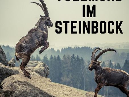 Vollmond im Steinbock und Guru Purnima