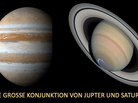 Die große Jupiter-Saturn-Konjunktion