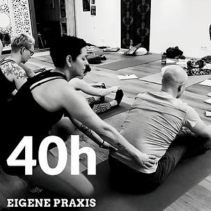 Eigene Praxis Yogalehrerausbildung YOM