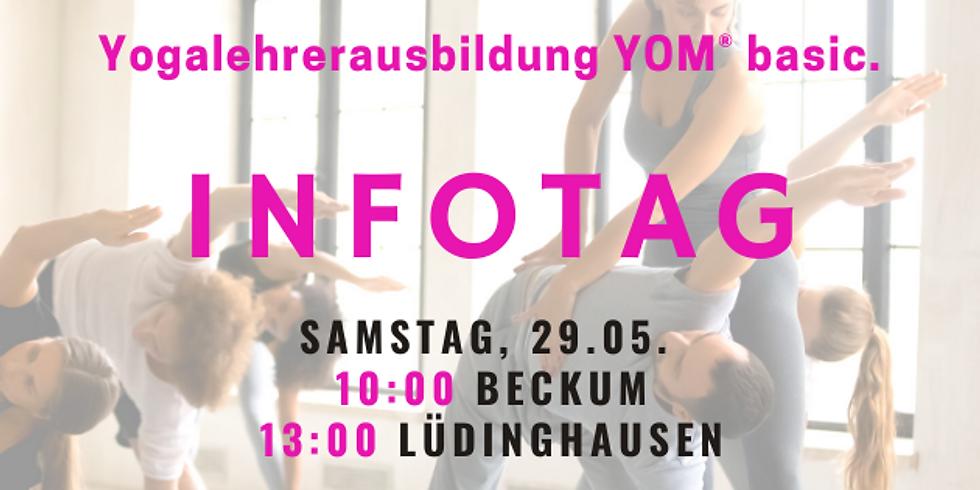 Yogalehrerausbildungs-Infotag bei Yamida, Lüdinghausen