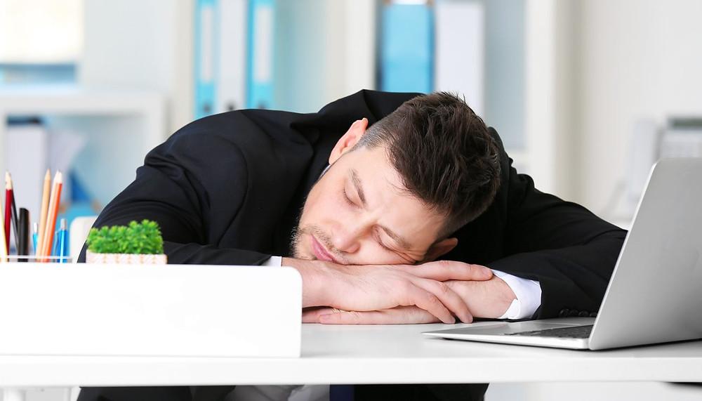 estrés, sueño, insomnio, cursos