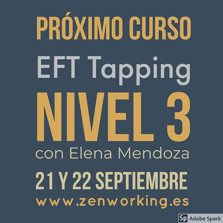 Cursos EFT Niveles 1,2 y 3 Avalados por la AHEFT