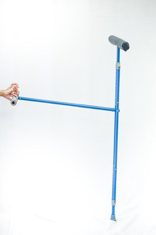 RITEBACK מכשיר מתיחה להגמשת שרירים