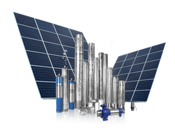 Solar Submersible Pump - DC/AC