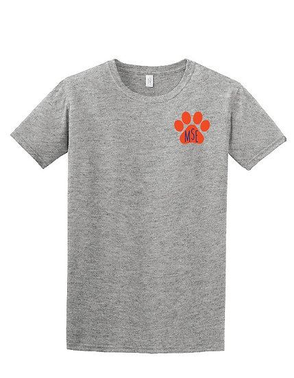 2020 MSE Back To School Shirt (Sports Grey)