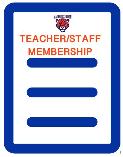Teacher/Staff PTO Membership