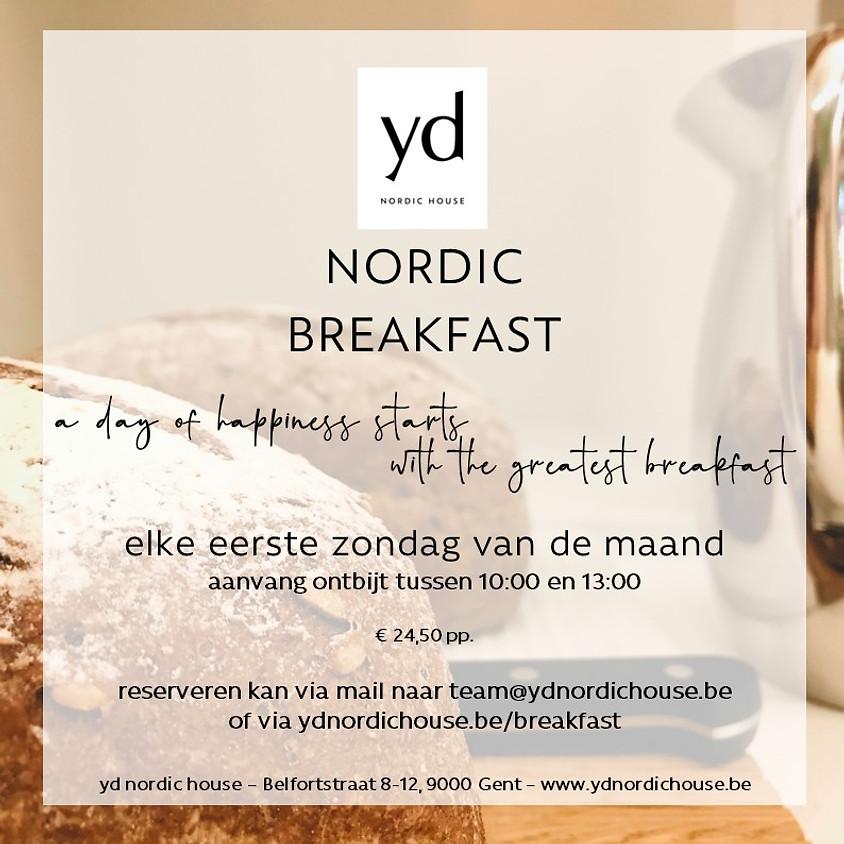 Nordic breakfast 04/08/2019