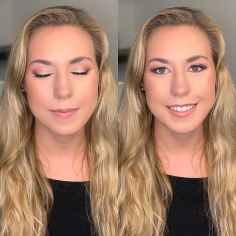 Graduation Makeup - Columbia, SC