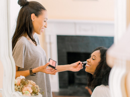 Why to Hire a Professional Makeup Artist For Your Wedding Day - Columbia, SC Makeup Artist