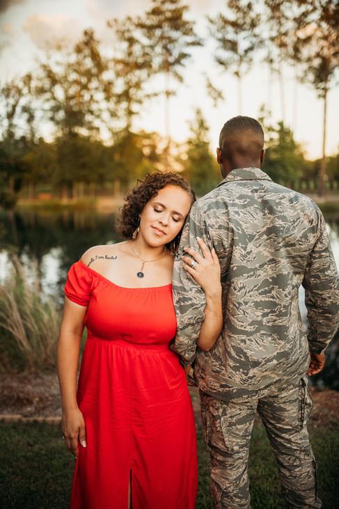 Fort Jackson Military Homecoming