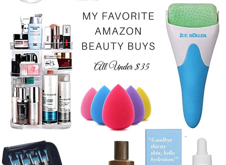 The Best Amazon Beauty Buys (All Under $35)