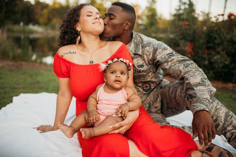 Family Photo Makeup - Blythewood, SC