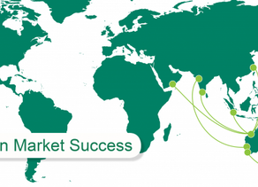 Asian Market Success Program