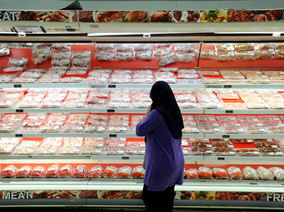Consumption of red meat in Malaysia is growing