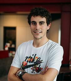 Axel Antoine, Sportkinetics, Physiotherapist Mechelen