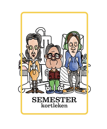 Semesterkortleken