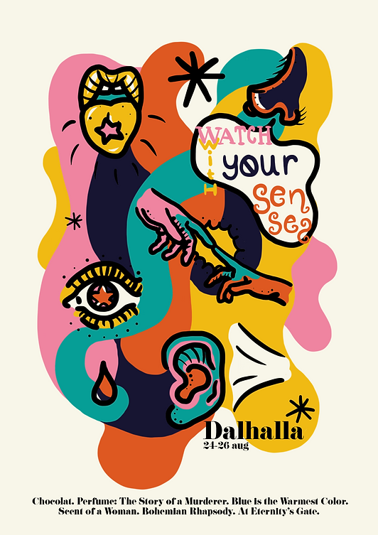 Watch Your Senses Poster