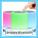 Lampara Bluetooth