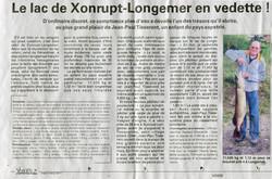 Lac de XONRUPT-LONGEMER
