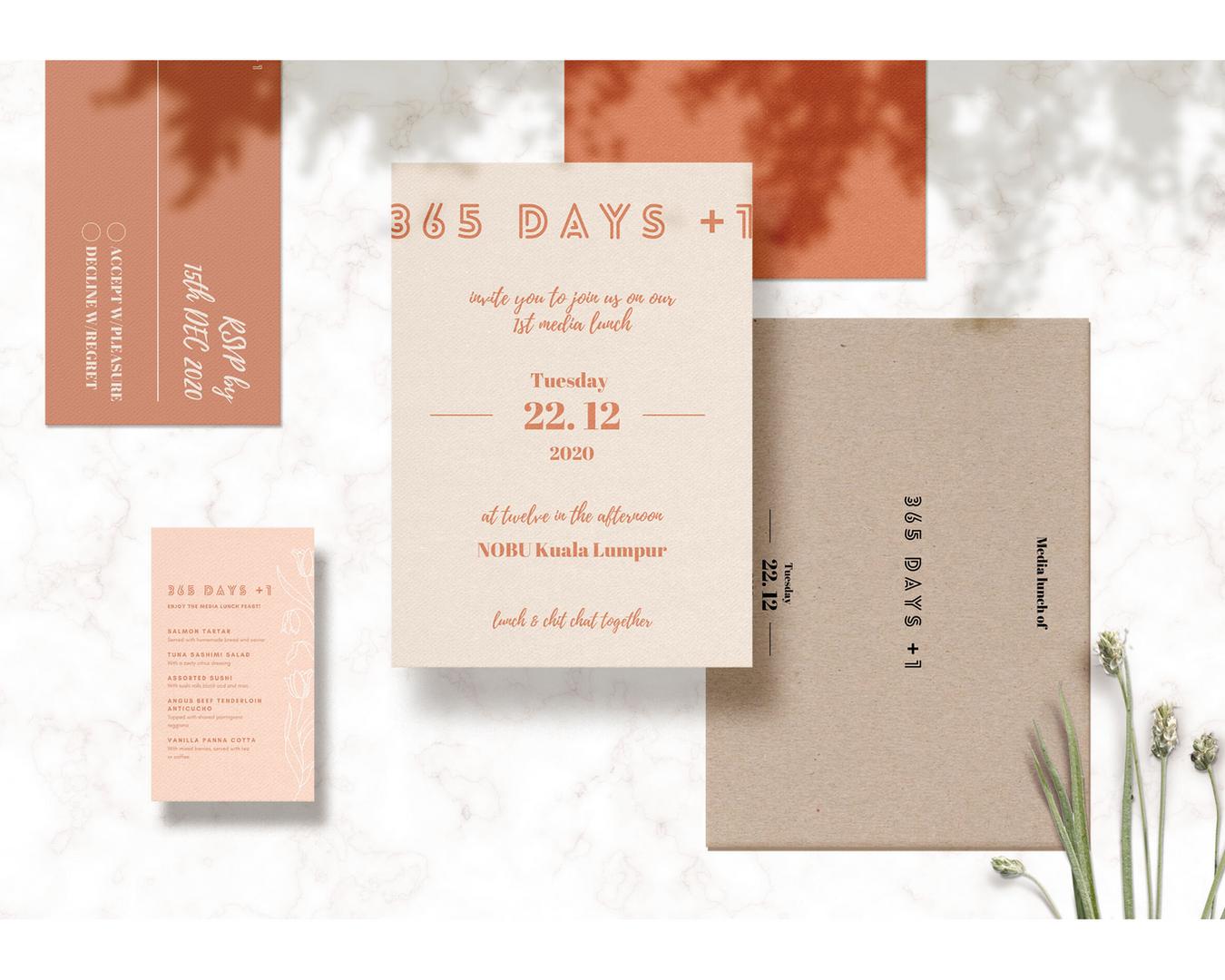 365+1 Days Press Pack