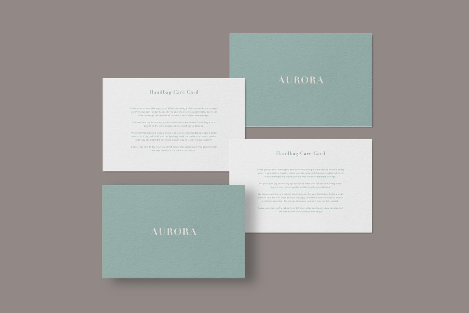 Aurora Press Pack