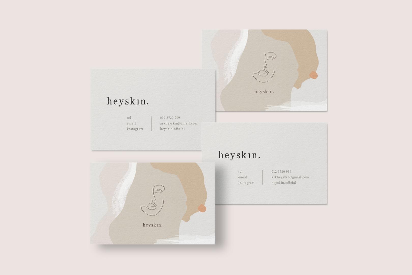 HeySkin Press Pack