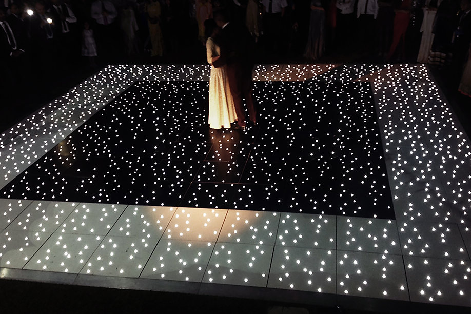 Wedding party and corporate supplier Dance floors