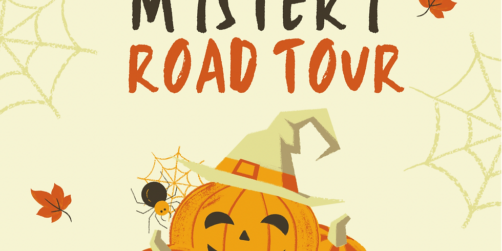 Mystery Road Rally Tour