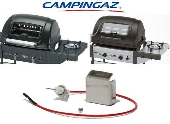 Campingaz - Elettrodo + supporto per Texas