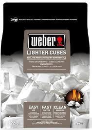 Weber - Cubetti accendifuoco
