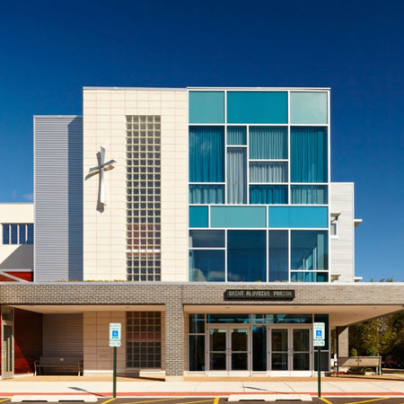 St Aloysius Parish Center