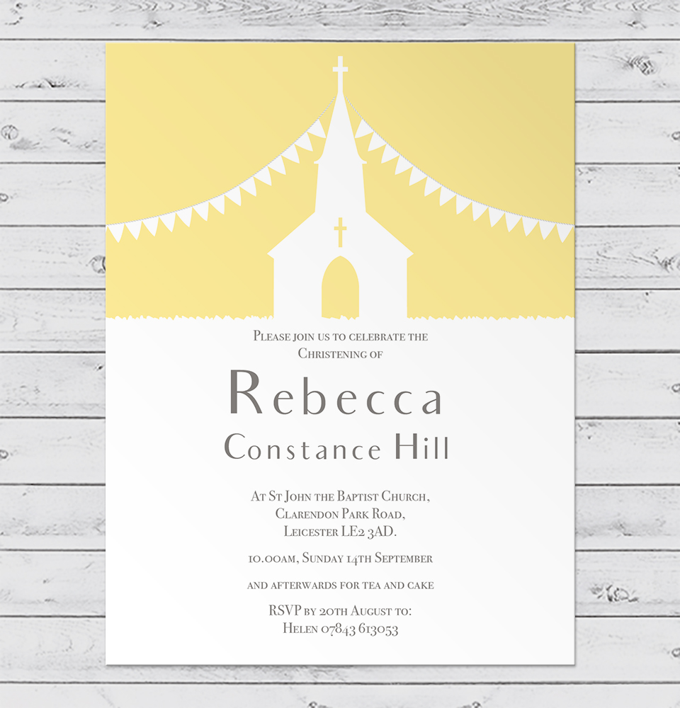 christening-church-invitation-yellow