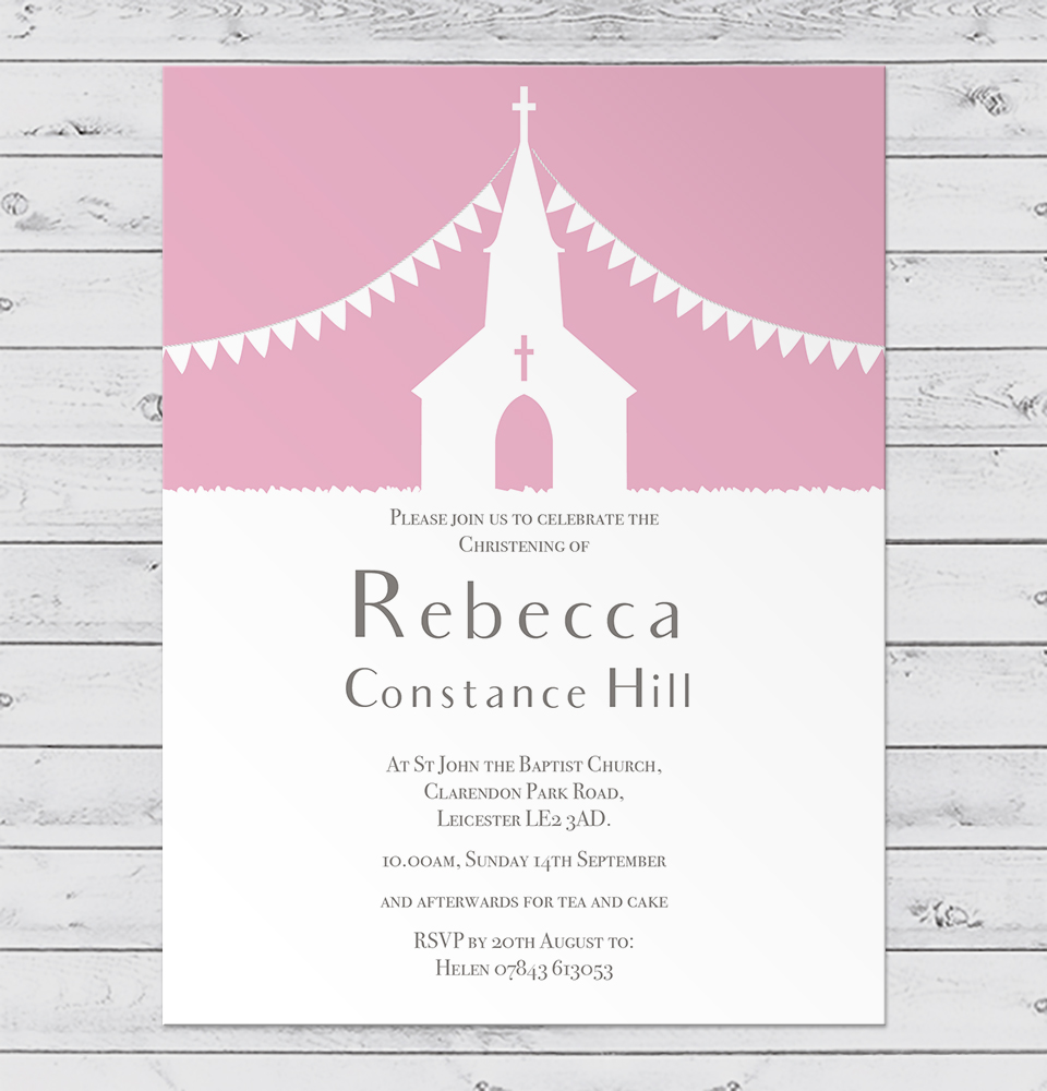 christening-church-invitation-pink
