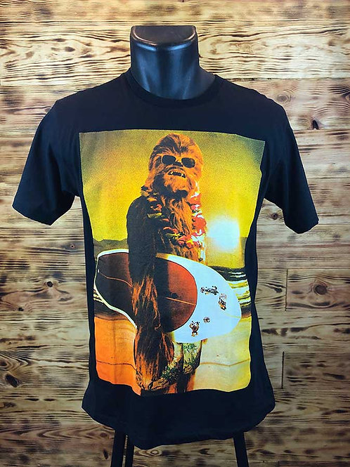 """TS EXCLUSIVE A """"CHEWBACCA"""""""