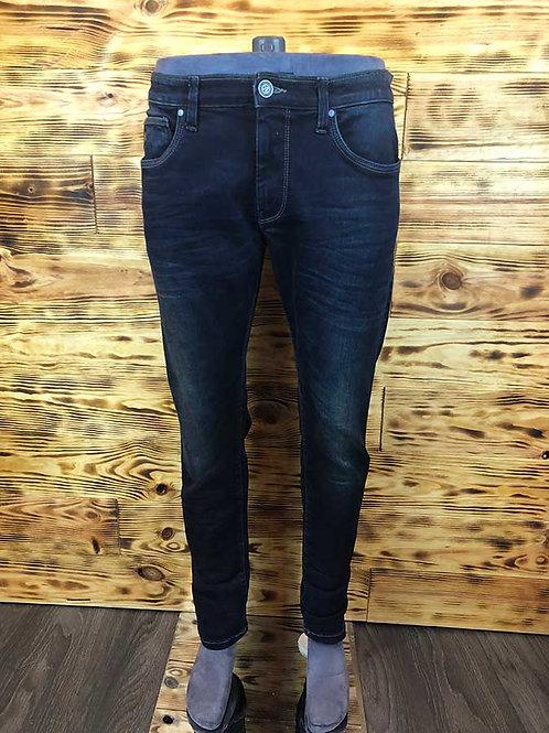 "Jeans slim N 96 ""  355-MB F4 bleu foncé """