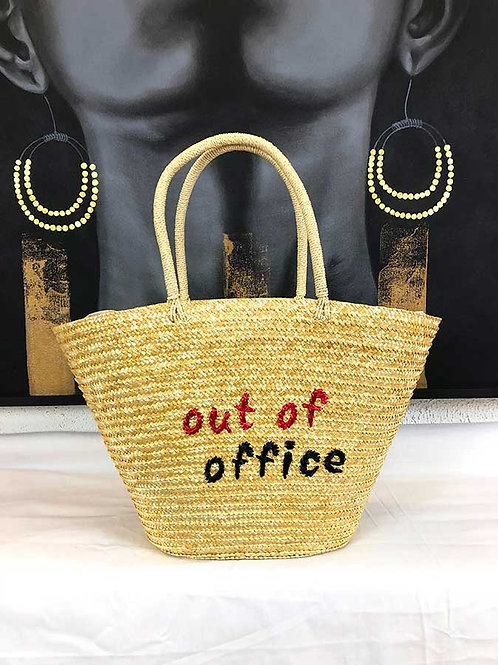 "Sac Osier "" OUT OF OFFICE """