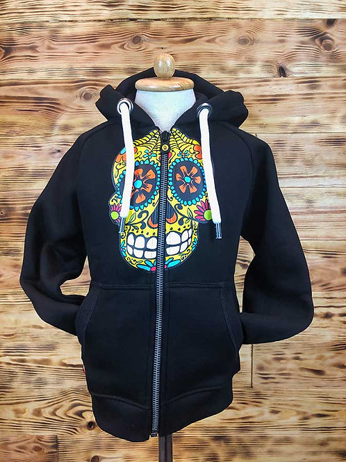 "Veste Megalo kids "" mexicain head """