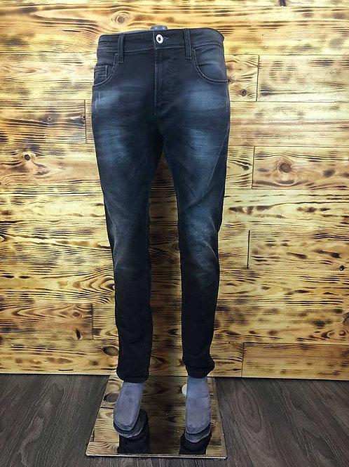 """Jeans slim gris délavé N 96 """" F4 SPM 1805 BK """""""