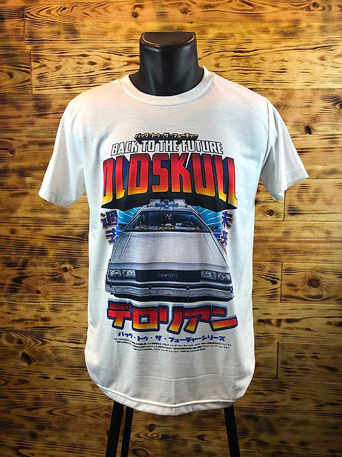 """TS OLDSKULL HD  EXPRESS """"back to the futur """""""