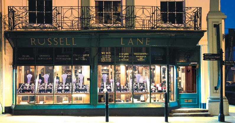 Russell Lane Jewellery
