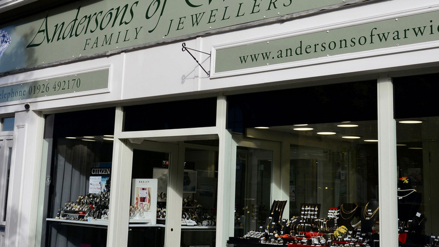 Anderson's of Warwick