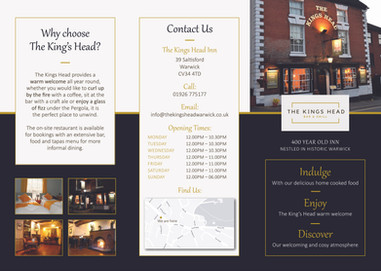 Kings Head Warwick - Leaflet.jpg