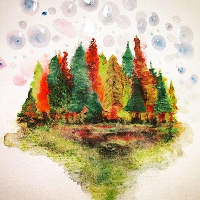 Autumn seems just around the corner now