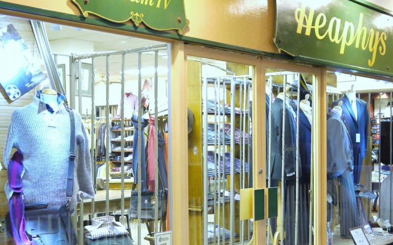 Heaphys Menswear