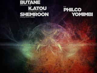 Analog Room's Shemroon Plays Flash in Washington DC (OCT 16)
