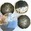 Thumbnail: Resin round coasters, variations, set of 4