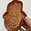 Thumbnail: Resin Hamsa trinket dish