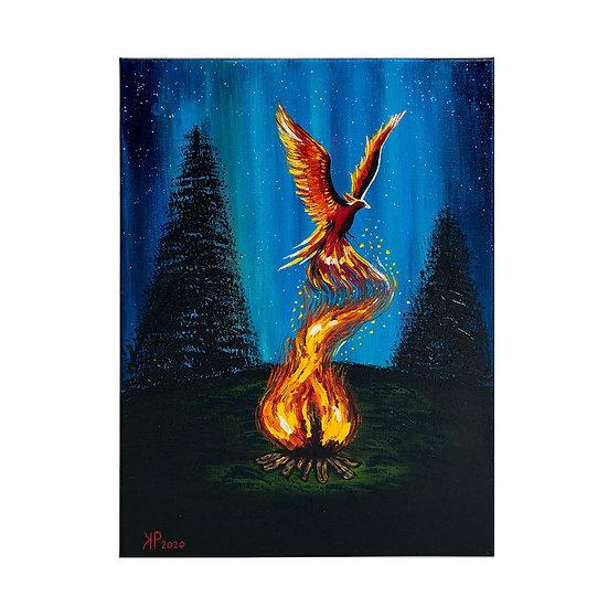 Phoenix 12*16in